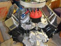 Built big block ford 429 All new internals, Crank,