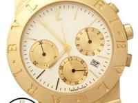 Wristwatch Specifics: Brand- Bvlgari Model- Diagono