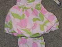 Cherokee brand. New with tags. Size 12 months. Comes