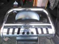 BULL BAR FOR CHEVY TRUCK $200 CALL