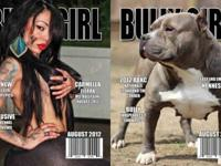 Bully girl magazine brings your the sexiest models to