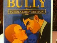 Bully Scholarship Edition For The Wii Complete With