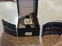 Interested in selling or trading my Bulova Accutron