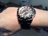 i have a like new bulova precisionist black edition