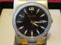 Selling this Bulova watch just purchased in July bought