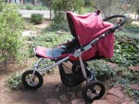 The best stroller ever! This stroller has it all! Very