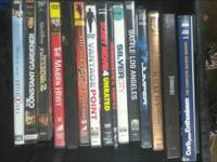 bunch of movies.. 114 to be exact. from drama, to