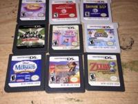 I have a bunch of Ds games I am trying to get rid of. I