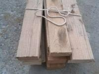 I have numerous packages of starter wood. All cut up