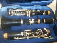 This Clarinet Also Comes With The Following: -A