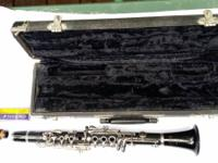 "This is a smaller member of the ""Eb"" clarinet family."
