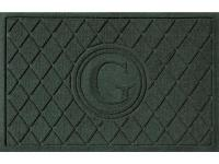 This commercial grade mat won't mildew, mold or rot and