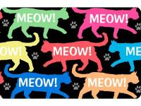 Attractive conversational and functional. Our ?Meow!?