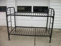 metal bunk bed $135.00 call  // //]]> Location: davison
