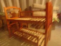 Bunk Bed set purchased from Huge Lot a couple of years