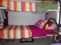 I have a bunk bed for sale. Its blue and in really good