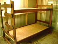 Sturdy Bunk Bed $40.00 Call:  Location: