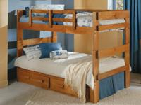 Great Children's bedroom options. Solid Pine (not