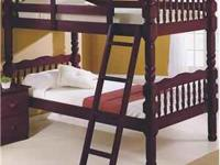 YOUR CHOICE OF GREAT QUALITY BUNK BED FOR ONLY 239.99.