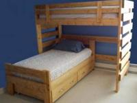 1-800-BunkBed has been custom making all wood American