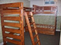 We custom build all styles of beds including; Daybeds,