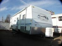 BUNK HOUSE TRAVEL TRAILER - NOMAD TRAVEL TRAILER 30'