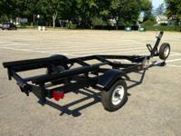 Bunk Style Boat Trailer - Excellent Condition Very