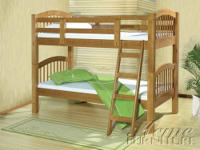 Ragazzi Series 500 Shaker Country Charms style bunk