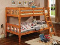 BUNKBED SALE!!  TWIN OVER TWIN BUNKBED FRAME ON SALE