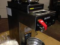 FOR SALE.  BUNN COFFEE MACHINE.  Commercial quality