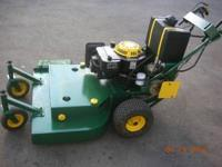 "36""mower 14 HP Kohler Engin runs perfect call"