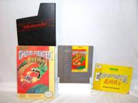 Classic NES game, Burai Fighter. Complete with box and
