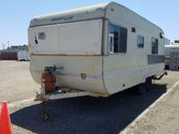 24.' Travel trl Propane tank 2 beds Small icebox No