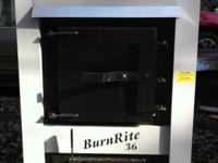 Hi, R & J Products supplies brand-new Burnrite outdoor