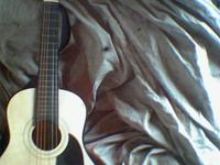 I got this Burswood guitar for sale, asking 40 dollars