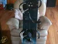 Burton Snowboard for sale. Great condition. Includes