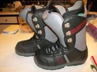 Men's Burton Tribute Snowboard Boots Key Features of