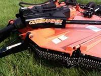 This Mower is priced for sale at $15,000 neg. Model
