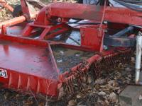 BUSH HOG 6 FOOT MOWER OR SHREDDER. VERY GOOD CONDITION.