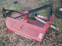 5 ft. bush hog in good condition for sale.  Location: