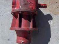 Bush Hog brand gearbox. You probably know more than I