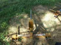 for sale: 3 Point Hay Spear $150 5' blade $225 take all