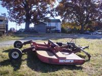 For Sale: Used Bush Hog Model 3126. 10 foot. In good