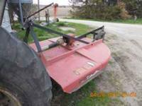 Bush Hog Shredder 72 inch cut 540 PTO Call for more