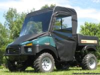 BUSH HOG TRAIL HAND TH 4400 CAB ENCLOSURE ON SALE Bush