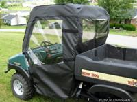 ON SALE BUSH HOG TRAIL HAND SOFT DOORS KIT Bush Hog