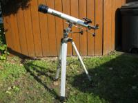 A good hobby for kids with this fun telescope! Star