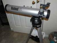 Bushnell model 78-8831, 76 mm reflecting telescope. - 4