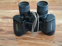 I have Bushnell Binoculars for sale. They have a 7x15