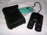 BUSHNELL BINOCULARS 8 x 21 in excellent condition like